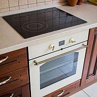 Akú rúru na pečenie? Elektrickú Bosch, Mora alebo Electrolux