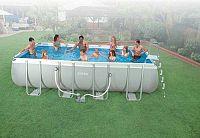 Intex Frame Set Ultra Quadra I 5,49 x 2,74 x 1,32 m bazén