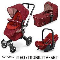 CONCORD Mobility Set Neo Air + Scout kočík
