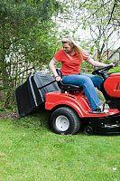 MTD SMART RE 125 záhradný traktor