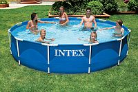 Intex Frame Set Rondo 3,05 x 0,76 m bazén