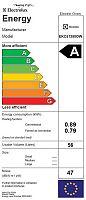 Sklokeramický šporák Electrolux EKC51350OW