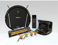 Vysávač robotický Ecovacs DM85