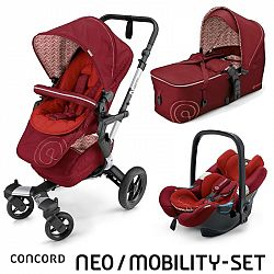 CONCORD Mobility Set Neo Air + Scout