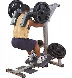 inSPORTline GSCL360 Body-Solid Leverage Squat/Calf machine
