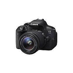 Canon EOS 700D + 18-55